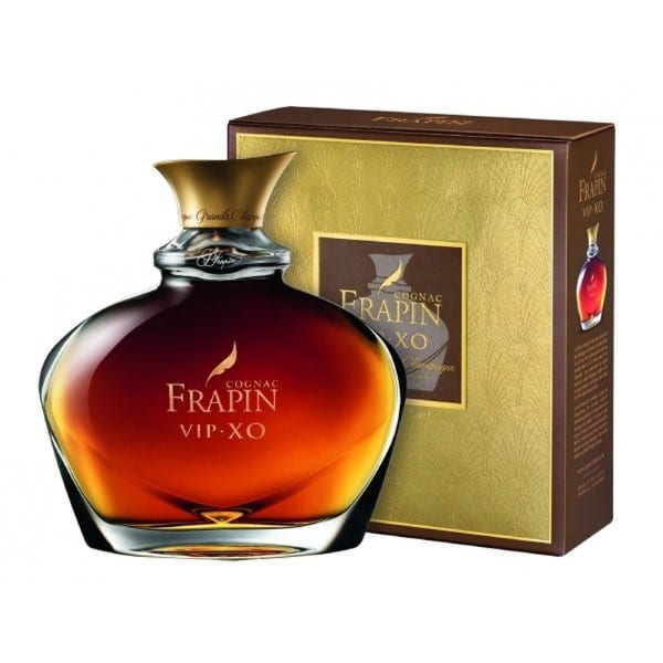 Frapin VIP XO + GB 40% Vol. 0,70l