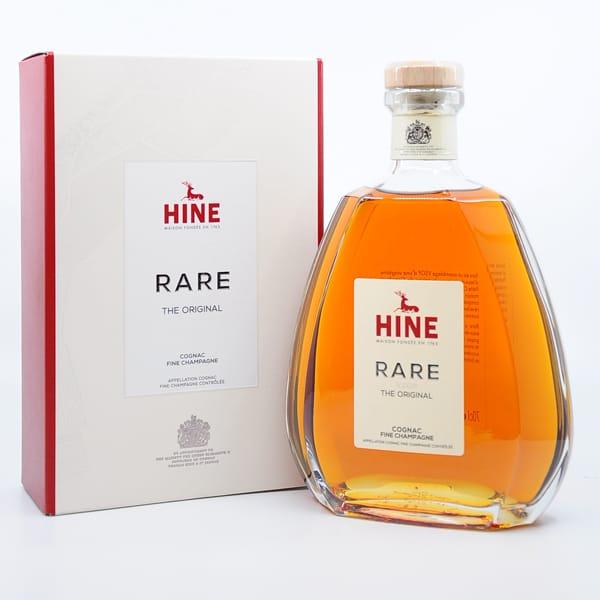 HINE Rare VSOP + GB 40% Vol. 0,7l