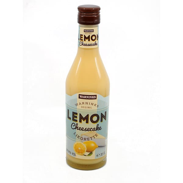 Lemon Cheesecake Likör 14,9% Vol. 0,35l