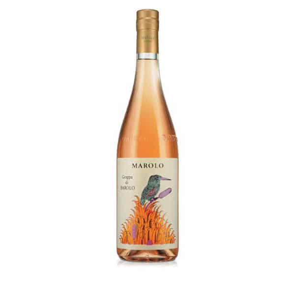 Marolo Grappa di Barolo + GB 50% Vol. 0,7l Grappa Distilleria Santa Teresa