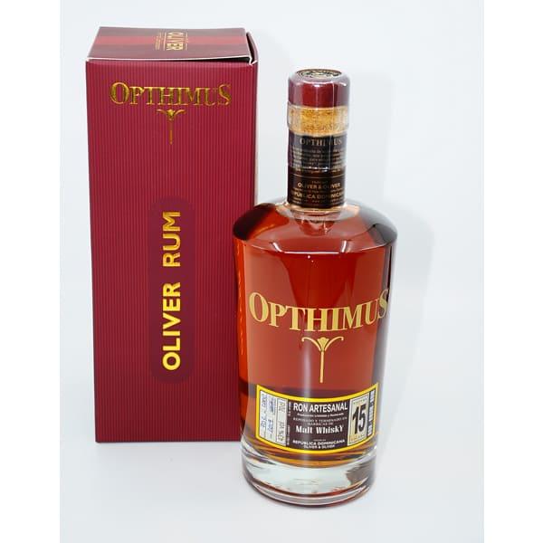 Opthimus 15y Malt Whisky Finish + GB 43% Vol. 0,7l