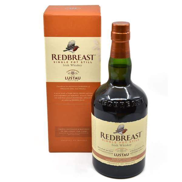 Redbreast LUSTAU EDITION Sherry Finish + GB 46% Vol. 0,7l