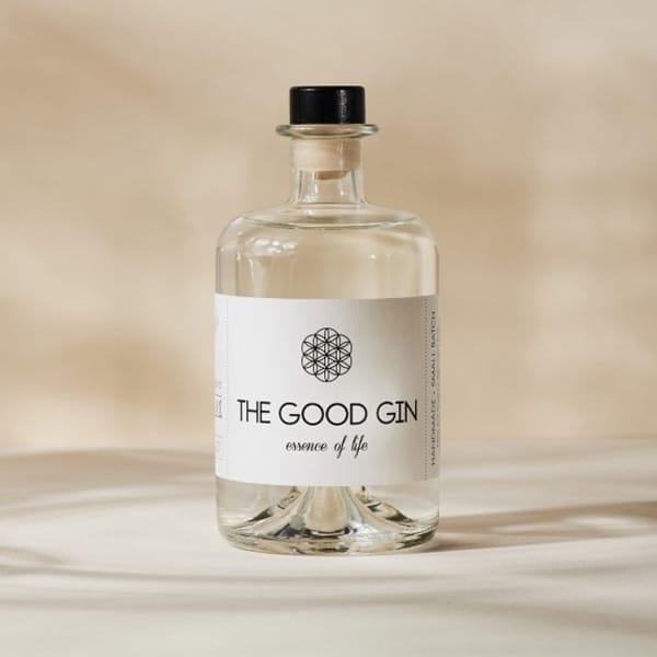 The Good Gin 47,4% Vol. 0,5l Gin Ashwagandha