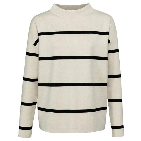 YAYA Maritimer Pullover mit Streifen