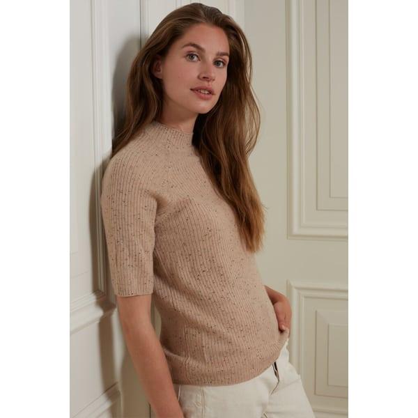 YAYA Halbarm-Pullover