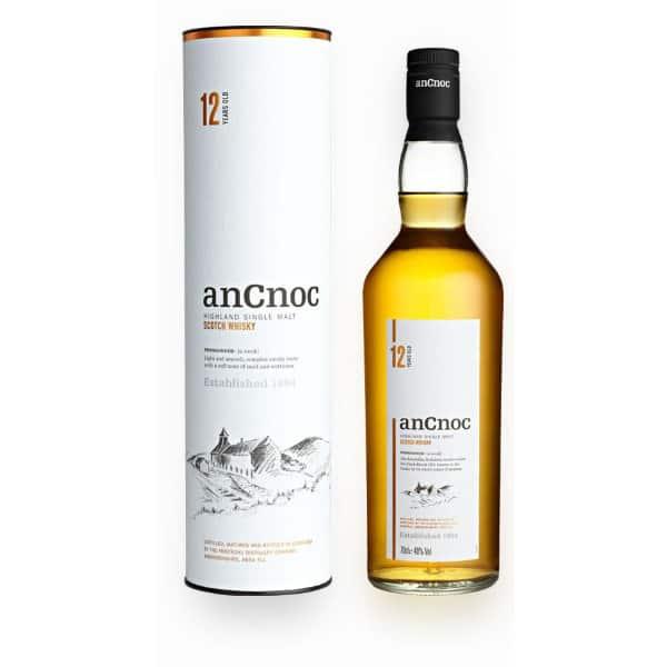 anCnoc 12y + GB 40% Vol. 0,7l