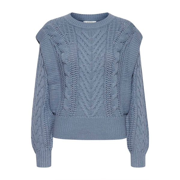 b.young Strickpullover