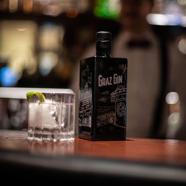 Graz Gin 42,1% Vol. 0,5l