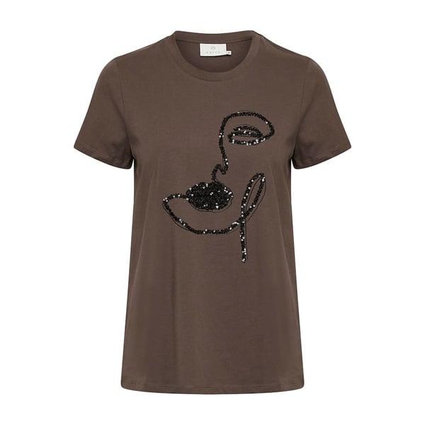 Kaffe T-Shirt Veraja