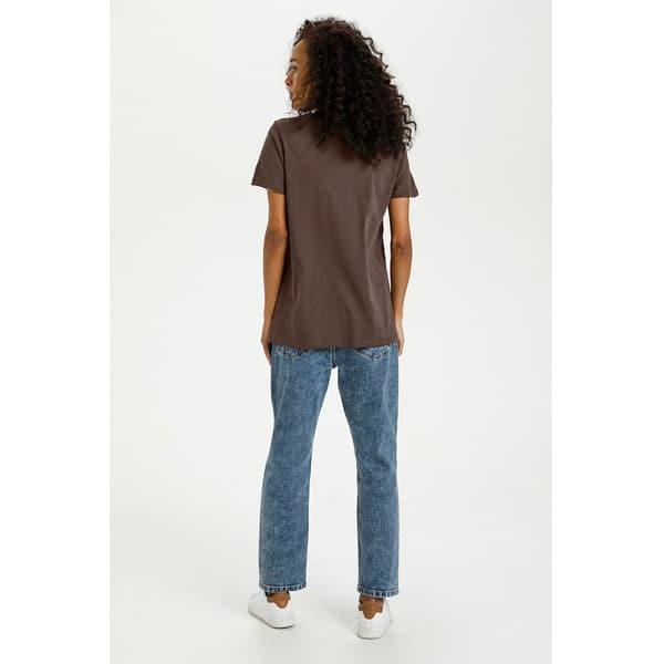Kaffe T-Shirt Veraja T-Shirt & Tops für SIE Kaffe