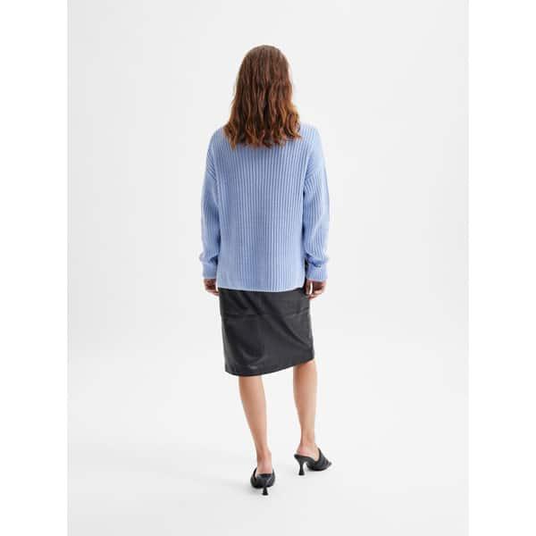 Selected Femme Rollkragenpullover Pullover/Strickjacken Pullover