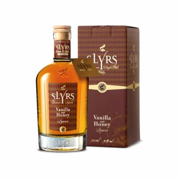 SLYRS Vanilla & Honey 30% Vol.